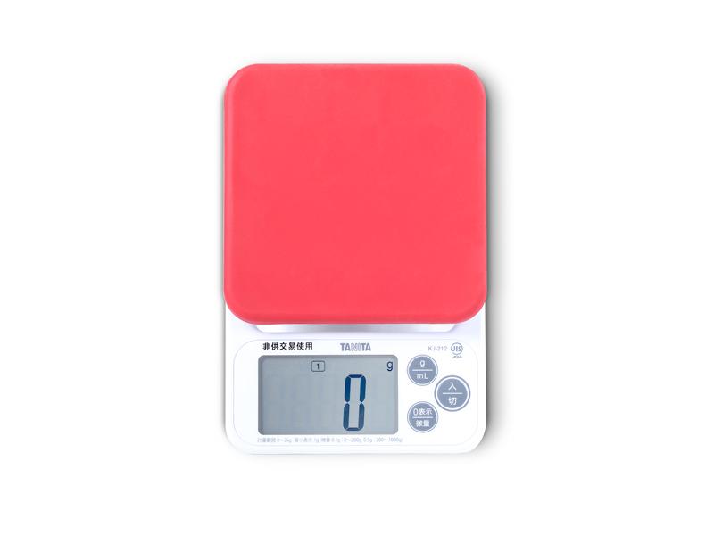 KJ212 電子料理秤(2kg)