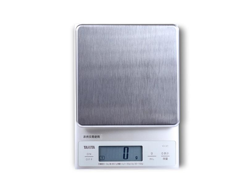 KD321 電子料理秤(3kg)